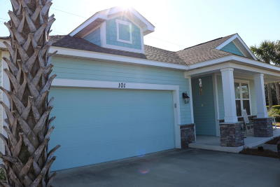 Whisper Dunes Single Family Home For Sale: 101 Blue Sage Drive