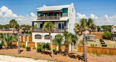Panama City Beach Single Family Home For Sale: 13708 Front Beach
