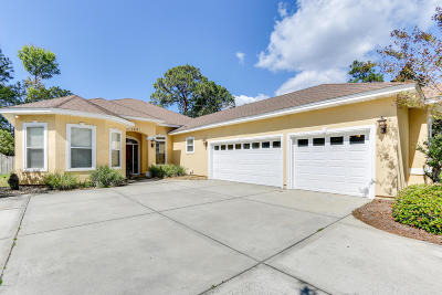 Panama City Beach FL Single Family Home For Sale: $449,500
