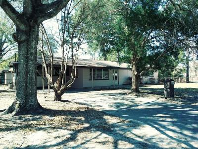 Panama City FL Single Family Home For Sale: $180,000