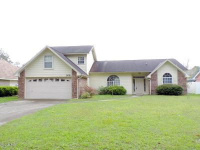 Panama City Single Family Home For Sale: 508 Tracey Drive