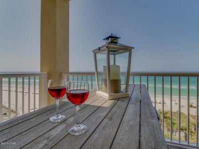 Panama City Beach Condo/Townhouse For Sale: 11807 Front Beach Road #609