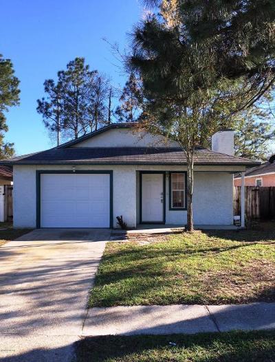 Bay County Single Family Home For Sale: 6724 Pridgen Street