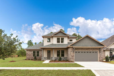 Panama City Single Family Home For Sale: 3029 Osprey Circle
