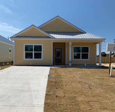 Panama City Beach Single Family Home For Sale: 107 Eagle Trace Court