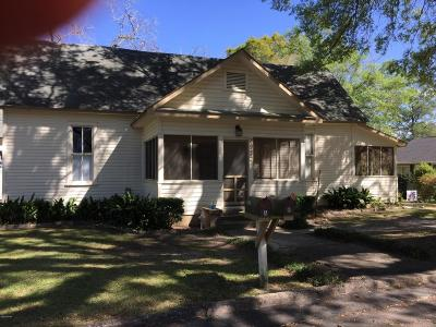 Marianna FL Multi Family Home For Sale: $117,500