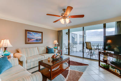 Panama City Beach Condo/Townhouse For Sale: 6201 Thomas Drive #310