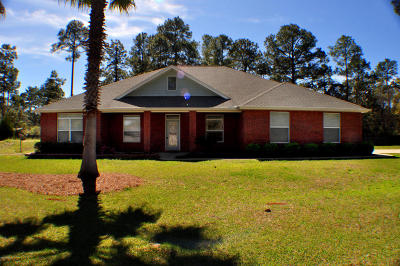 Panama City Single Family Home For Sale: 4902 Mittie Lane