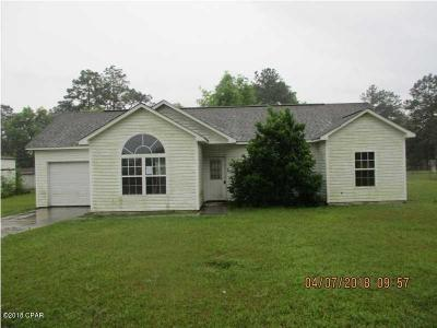 Calhoun County Single Family Home For Sale: 15319 Jw Rackley Street