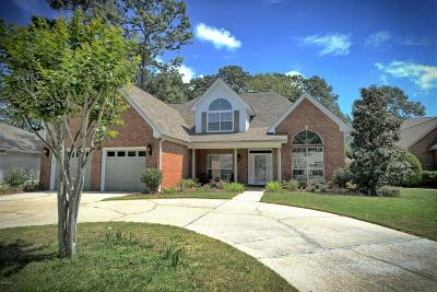 Single Family Home For Sale: 3205 Country Club Drive