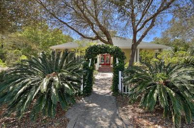 Single Family Home For Sale: 309 Seabreeze Circle