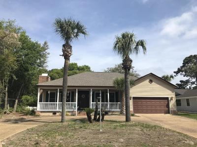 Bay County Single Family Home For Sale: 340 Wahoo Rd