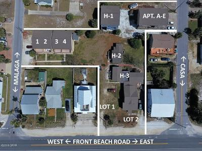 Panama City Beach Multi Family Home For Sale: 19806 Front Beach Road