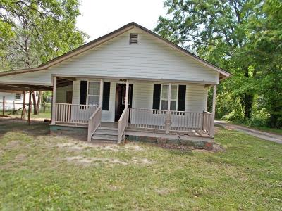 Jackson County Single Family Home For Sale: 7945 Old Spanish Trail