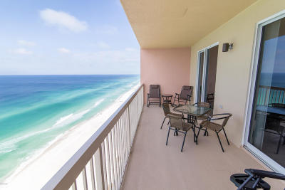 Panama City Beach Condo/Townhouse For Sale: 14825 Front Beach #2410