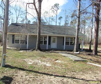 Calhoun County Single Family Home For Sale: 17010 NW 16th Street