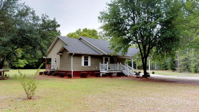 Calhoun County Single Family Home For Sale: 18232 NW Melvin Road