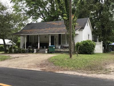 Jackson County Single Family Home For Sale: 2801 Wynn Street