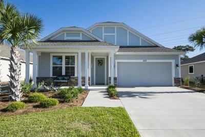 Whisper Dunes Single Family Home For Sale: 203 Blue Sage Road