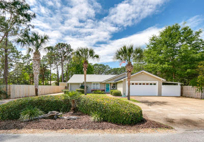 Bay County Single Family Home For Sale: 115 Rusty Gans Drive