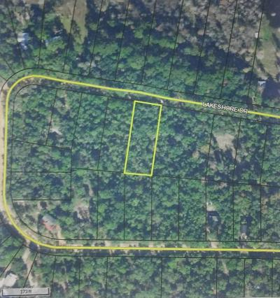 Washington County Residential Lots & Land For Sale: Lakeshore Drive