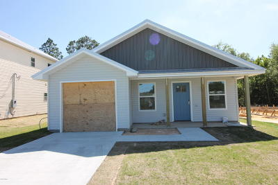 Bay County Single Family Home For Sale: 640 Helen Avenue