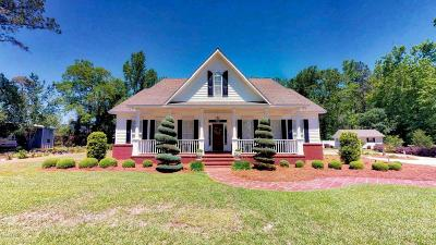 Calhoun County Single Family Home For Sale: 20506 NE Hentz