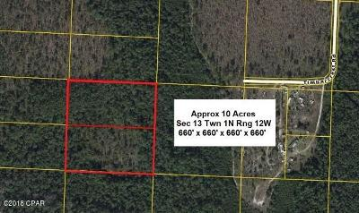 Bay County Residential Lots & Land For Sale: Timbercrest Road