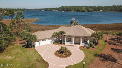 Panama City Single Family Home For Sale: 713 Island Court
