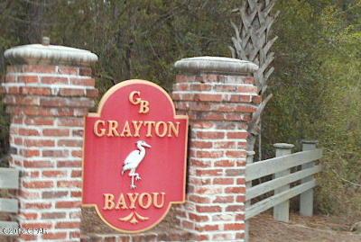 Bay County, Walton County Residential Lots & Land For Sale: Lot 9 Riker
