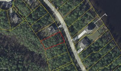 Bay County Residential Lots & Land For Sale: 1022 Tidewater Lane