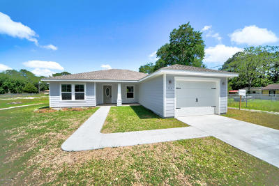 Panama City Single Family Home For Sale: 714 Everitt Street Avenue