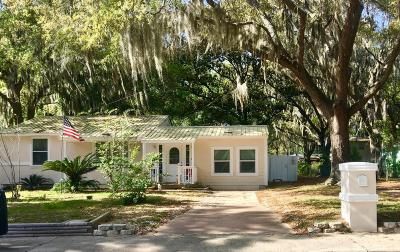 Panama City Single Family Home For Sale: 1903 Cherry Street