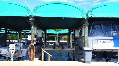 Panama City Condo/Townhouse For Sale: 1600 Marina Bay Drive #403
