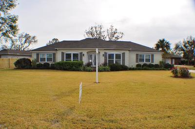 Panama City Single Family Home For Sale: 2449 Pretty Bayou Boulevard