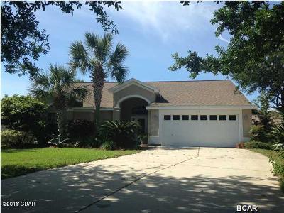 Panama City Beach Single Family Home For Sale: 112 Windridge Lane