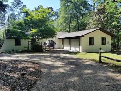 Marianna Single Family Home For Sale: 1897 Hwy 167