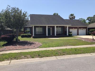 Panama City Single Family Home For Sale: 2011 Tupelo Court