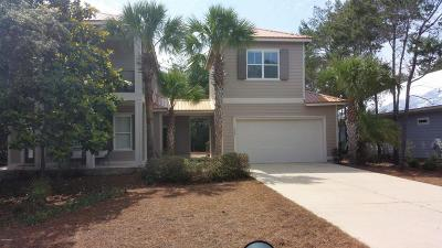Inlet Beach Single Family Home For Sale: 235 Seacrest Drive
