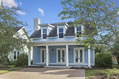 Panama City Beach Single Family Home For Sale: 354 Madison Circle
