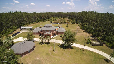 Panama City Single Family Home For Sale: 12225 N Bear Creek Road
