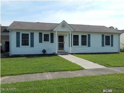 Panama City Single Family Home For Sale: 7310 Claudia's Way