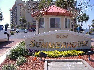 Summerhouse Condo., Summerhouse Of P.c. 2 Condo/Townhouse For Sale: 6505 Thomas Drive #113
