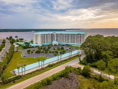 Panama City Condo/Townhouse For Sale: 1600 Marina Bay Dr #501