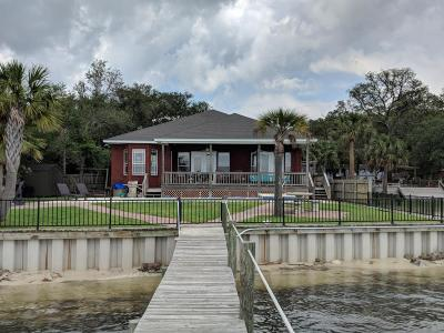 Panama City FL Single Family Home For Sale: $894,500