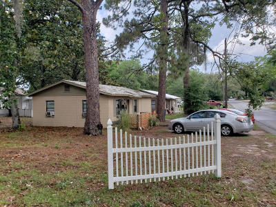 Panama City Single Family Home For Sale: 1701 W Louise Street