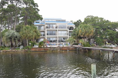 Panama City Beach Condo/Townhouse For Sale: 6135 N Lagoon Drive #302
