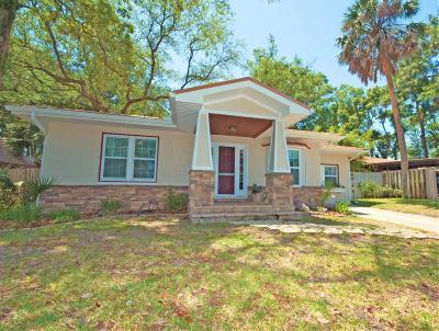 Panama City Single Family Home For Sale: 1045 Lapaloma Terrace