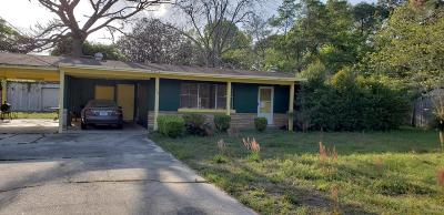 Panama City Single Family Home For Sale: 117 Seneca Avenue