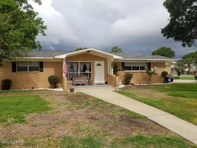 Panama City Beach FL Single Family Home For Sale: $269,000